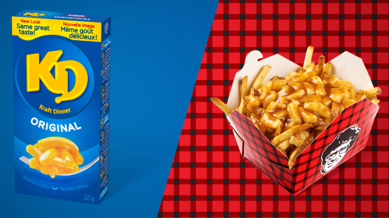 Kraft Dinner & Smoke's Poutinerie Officially Releasing Their Epic Poutine Collaboration This Month (PHOTOS)