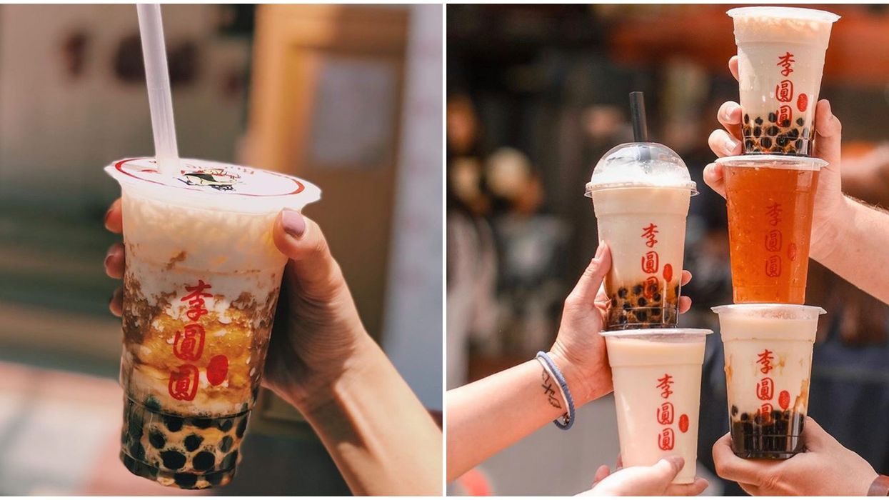 Bubble Tea Milkshakes Are About To Hit Toronto And They Look Too Good To Be True