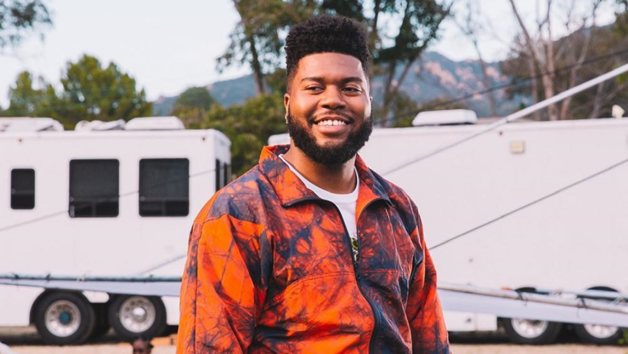 Khalid Showed Major Love For The City Of Edmonton Before His Concert Tonight