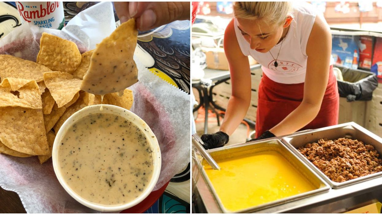 Austin Is Having A Massive Queso Fest With Endless Cheesy Goodness This Month