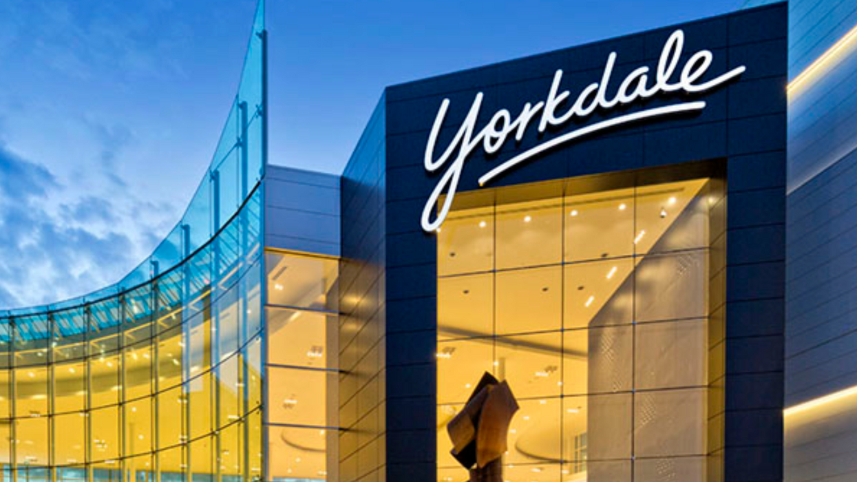 Yorkdale Mall's New Plastic Straw Ban Will Be The First Of Its Kind In Canada