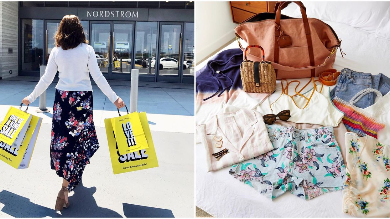 Nordstrom Canada Is Having Their Biggest Sale Of The Year And It Starts Next Week