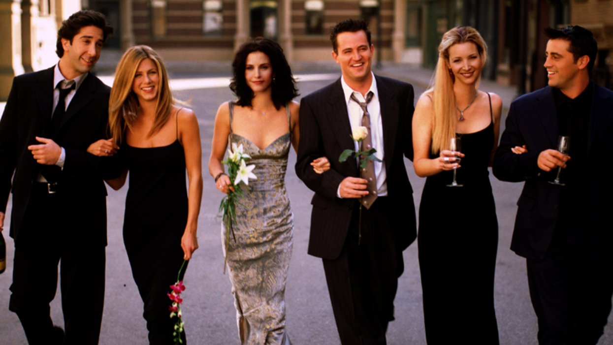 Don't Worry Canadians, 'Friends' Won't Be Leaving Netflix Canada In 2020