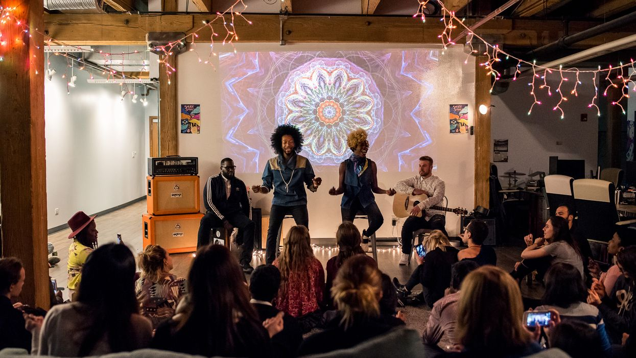 You Can Attend A Secret Concert For Free In Toronto This Week