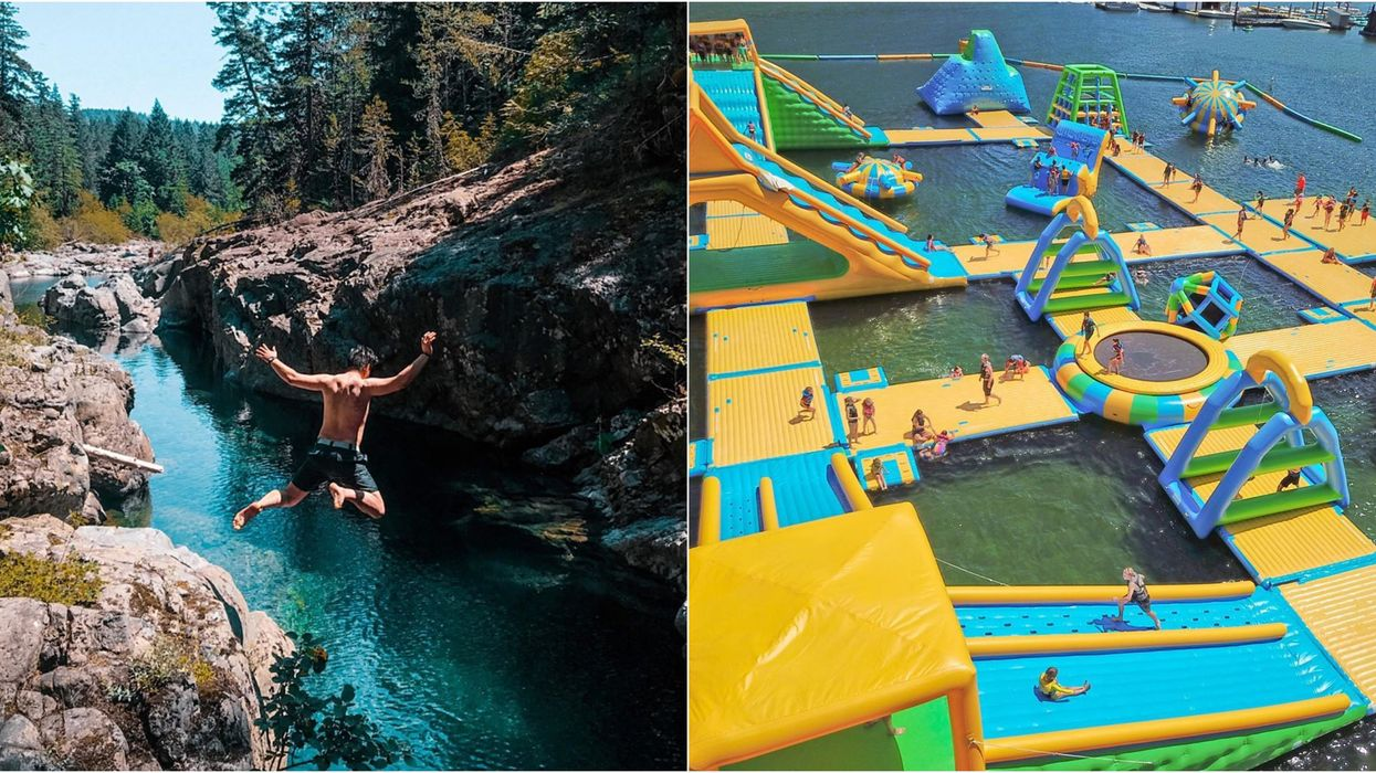 30 Incredible BC Adventures You Should Go On To Make The Most Of The Last 6 Weeks Of Summer 2019