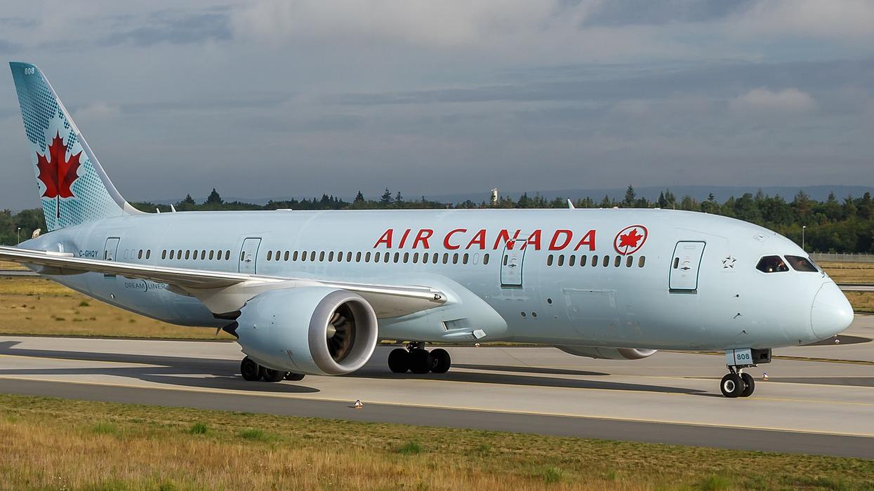 Un avion d'Air Canada a dû atterrir d'urgence à Hawaï et 35 personnes auraient été blessées