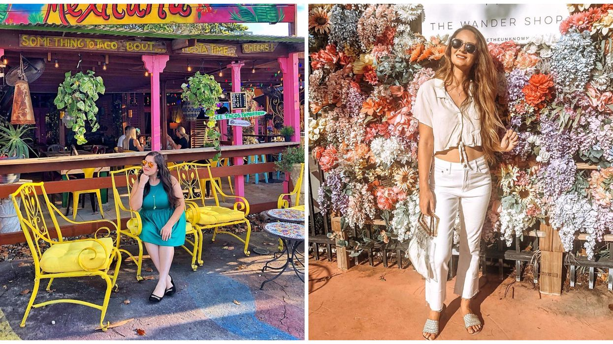 This Hidden Village Center In South Florida Is A True Hippie Oasis