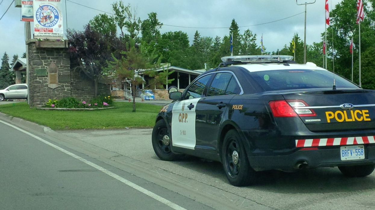 An Ontario Priest Was Just Caught Speeding To A Funeral & People Are Showing Him No Mercy