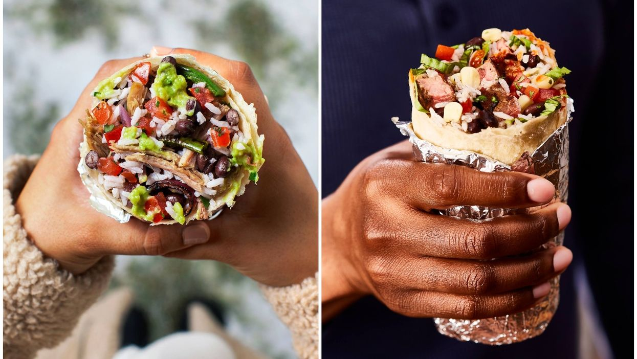 Chipotle Is Giving Away Free Burritos And $100k In Bitcoin For National Burrito Day