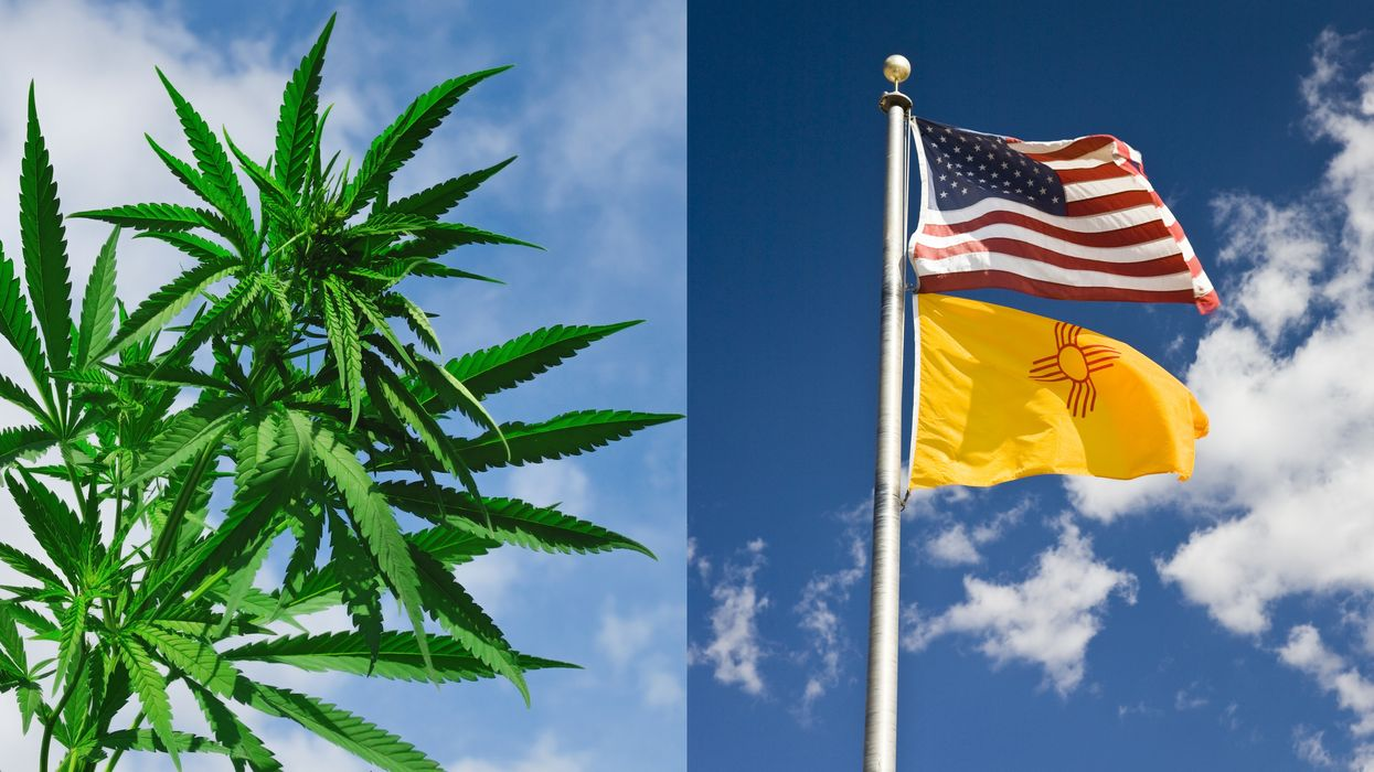 New Mexico Is Set To Become The 2nd State To Legalize Weed This Week