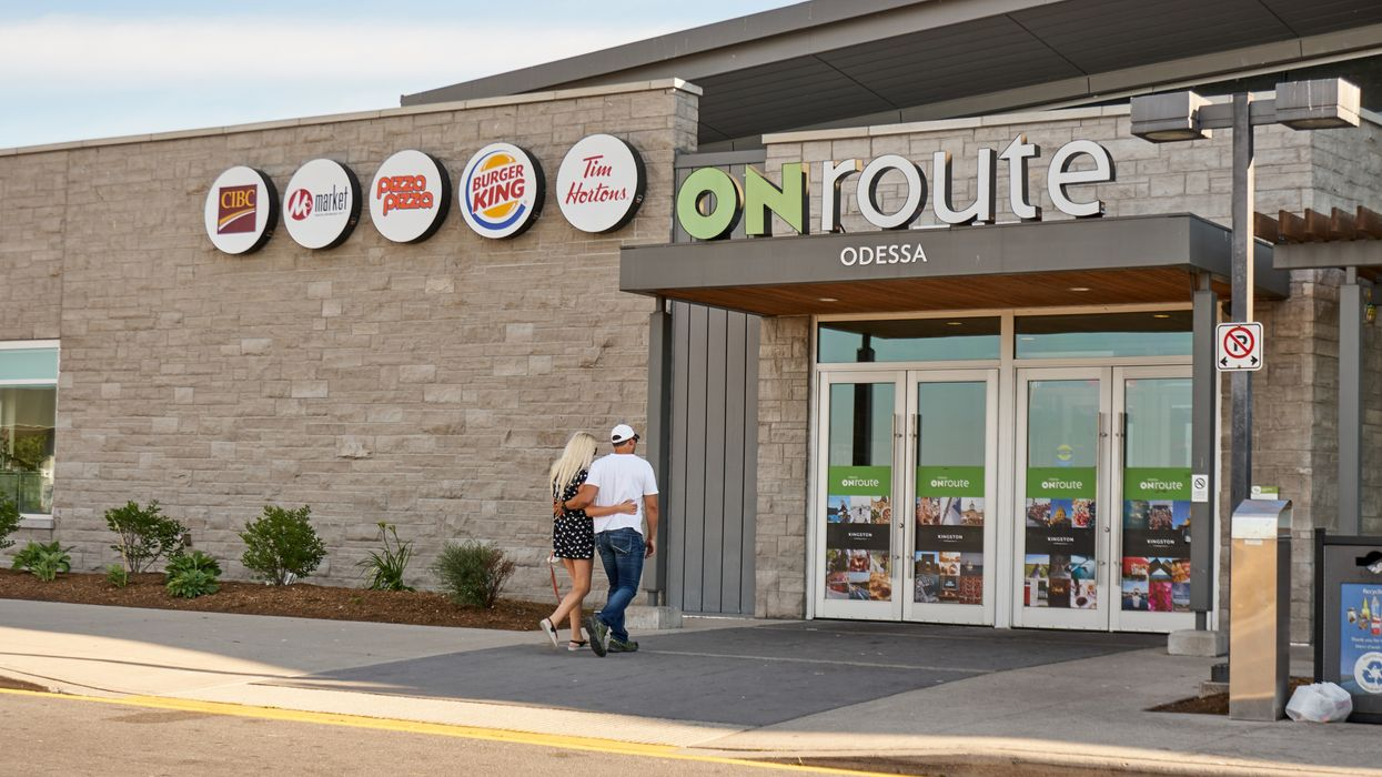 Ontario's Iconic Highway Pit Stops Have Hundreds Of Jobs Up For Grabs Right Now