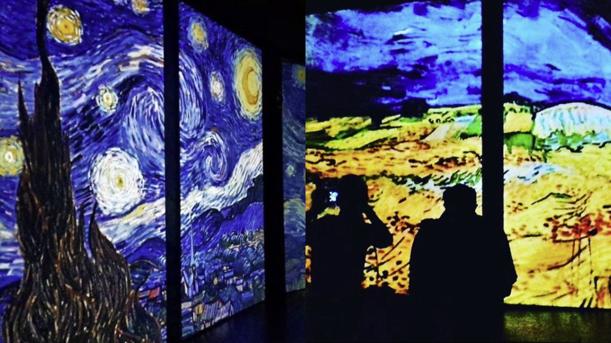 A Jaw-Dropping Immersive Van Gogh Art Exhibit Is Coming To Denver This Summer