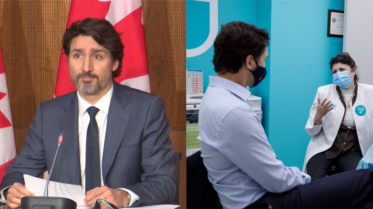 Justin Trudeau's COVID-19 Vaccine Appointment Could Happen Soon