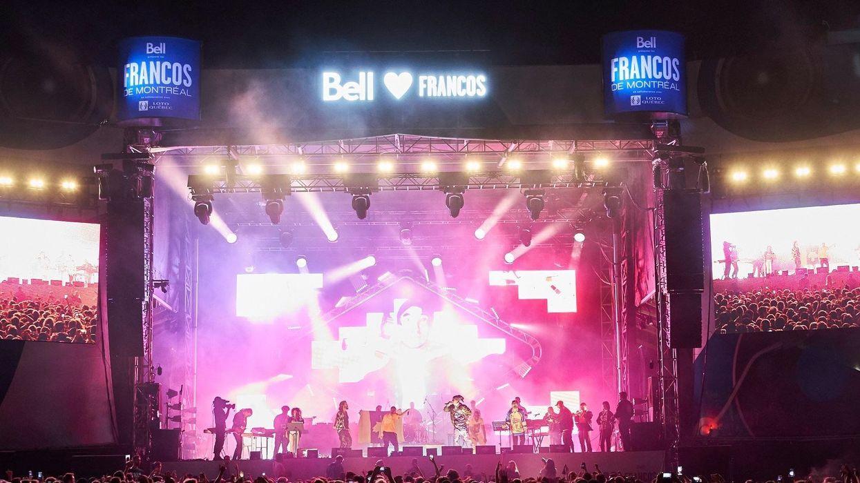 Francos de Montréal 2021