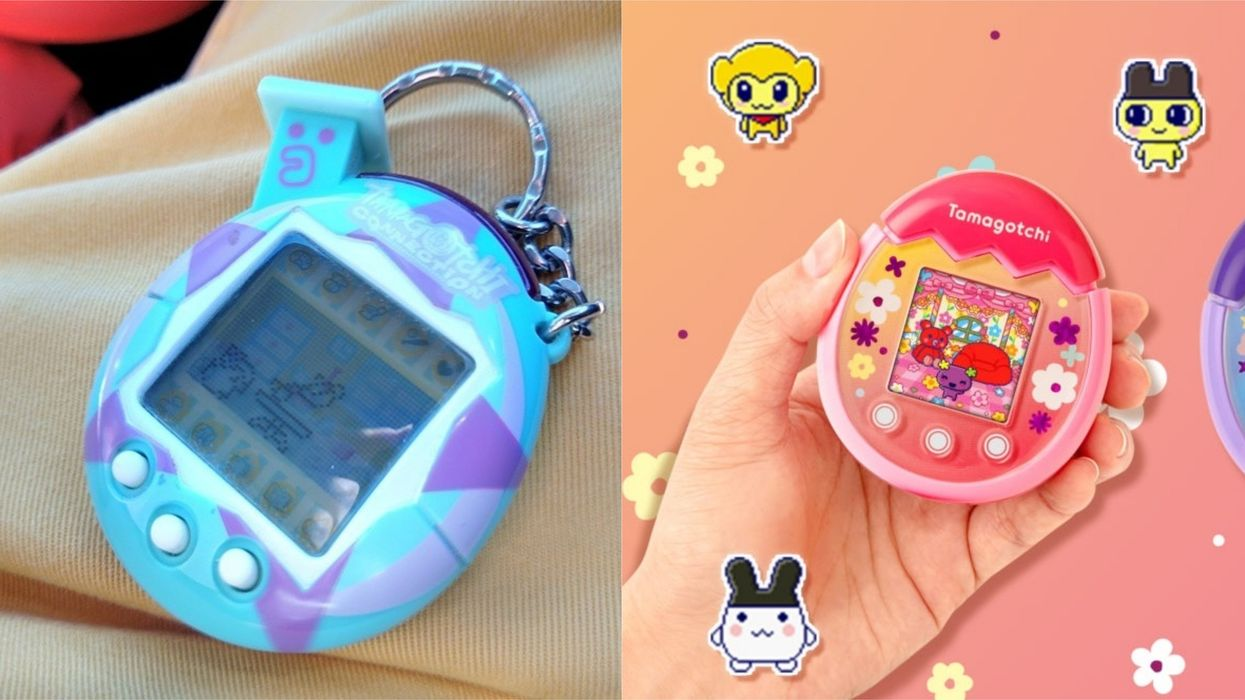 New Tamagotchi In Canada Will Be Available In July