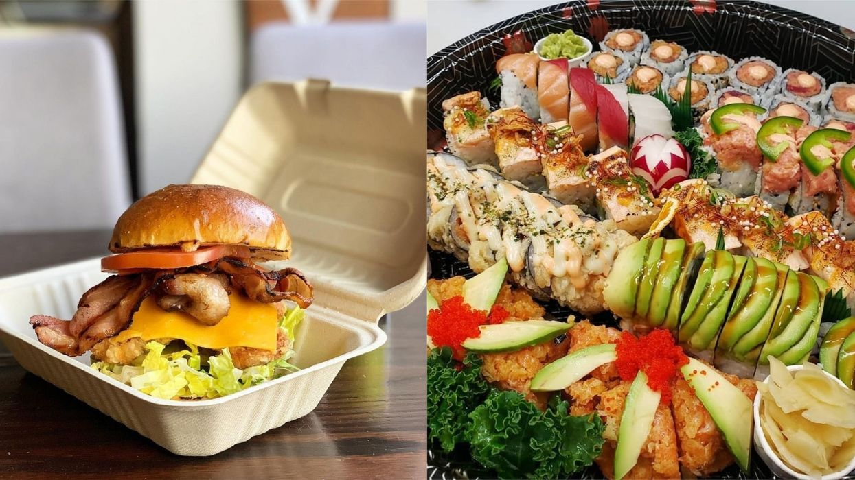 Canada Takeout Wants Everyone To Order To Set A Record On April 15