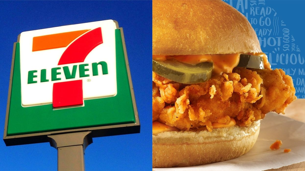 7-Eleven Chicken Sandwich Is New & Being Offered For 7 Cents