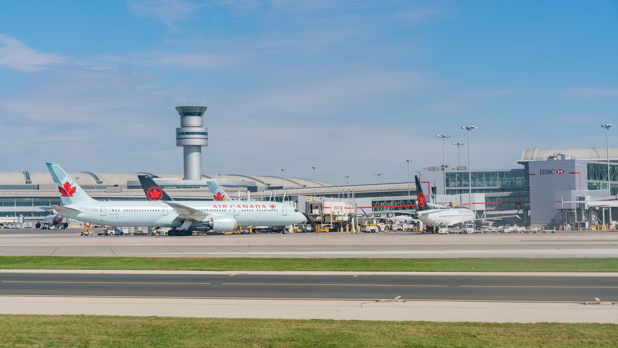 Over 70 Flights With COVID-19 Cases Have Landed In Toronto In The Past 2 Weeks