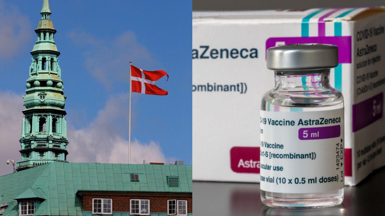 AstraZeneca Vaccine Has Now Been Fully Scrapped In Denmark