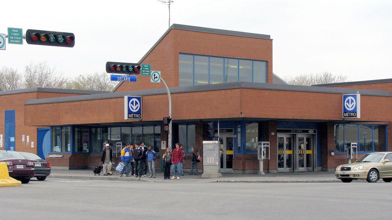 La station de métro Côte-Vertu va fermer pendant presque 3 mois à Montréal