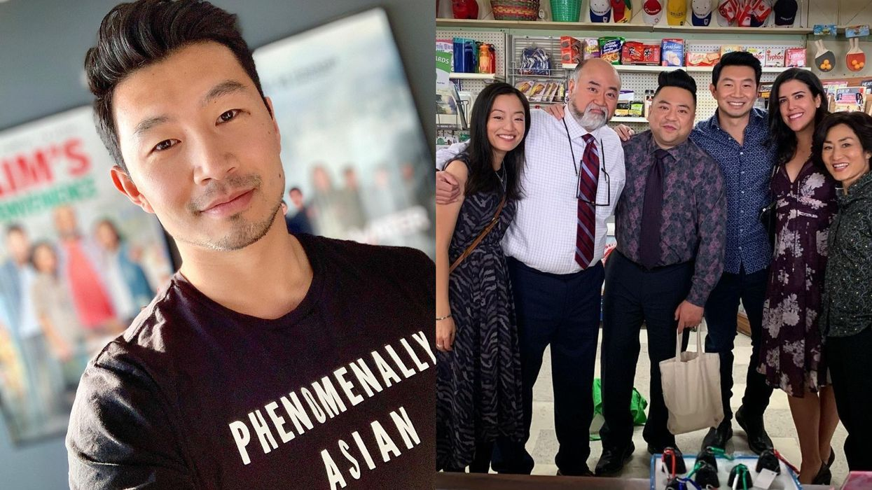 'Kim's Convenience' Ending Has Made Simu Liu Really Angry