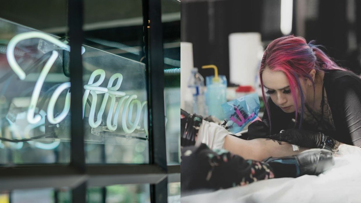 Toronto Tattoo Artists Say Lockdown Has Been More Painful Than They Could've Ever Imagined