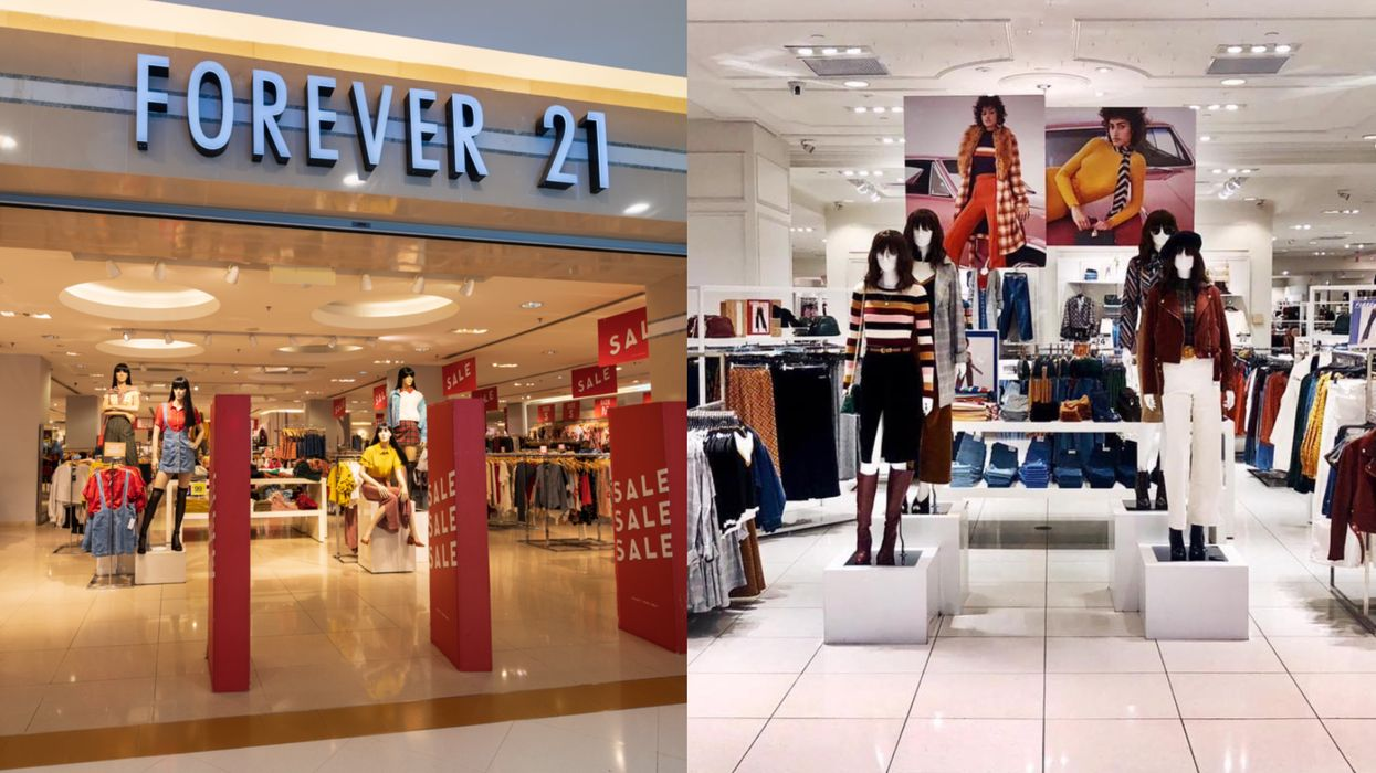 Forever 21 Is Returning To Canada & Physical Stores Are Making A Comeback