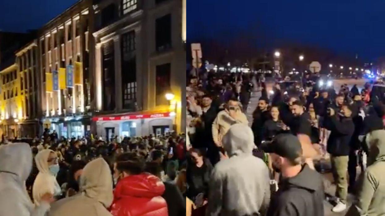 3 nouvelles manifestations anti-couvre-feu prévues à Montréal