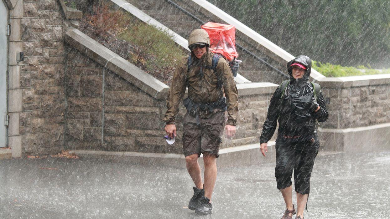 Ontario Weather Forecast: Freezing Rain & Snow Is Hitting Hard All Day Sunday