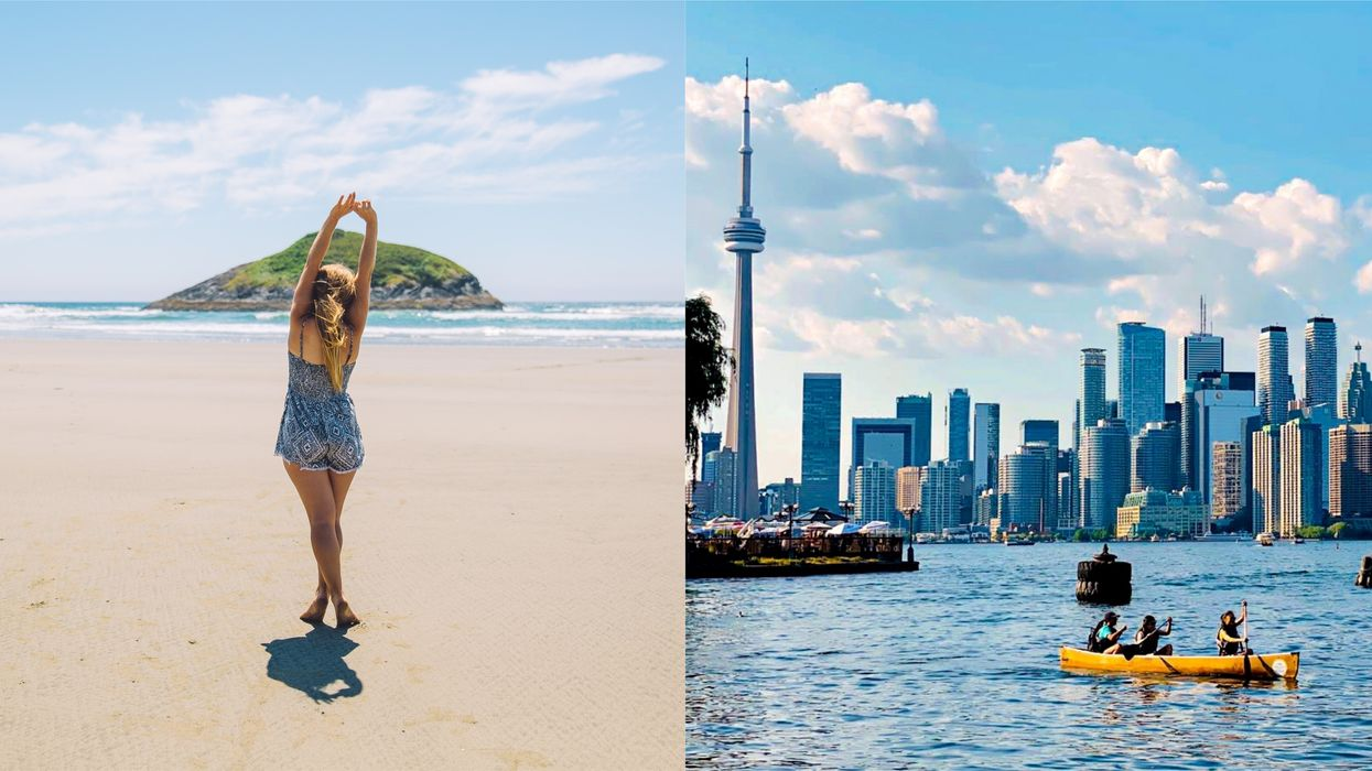 """Summer Forecast For 2021 In Canada Calls For """"Sizzling"""" Heat"""