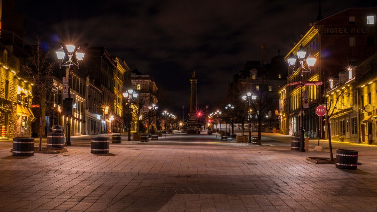 Le couvre-feu va revenir à 20 h à Montréal et Laval dès ce week-end