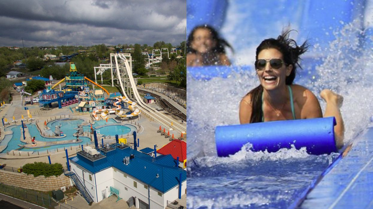 The Largest Water Park In Colorado Is Officially Reopening This Spring