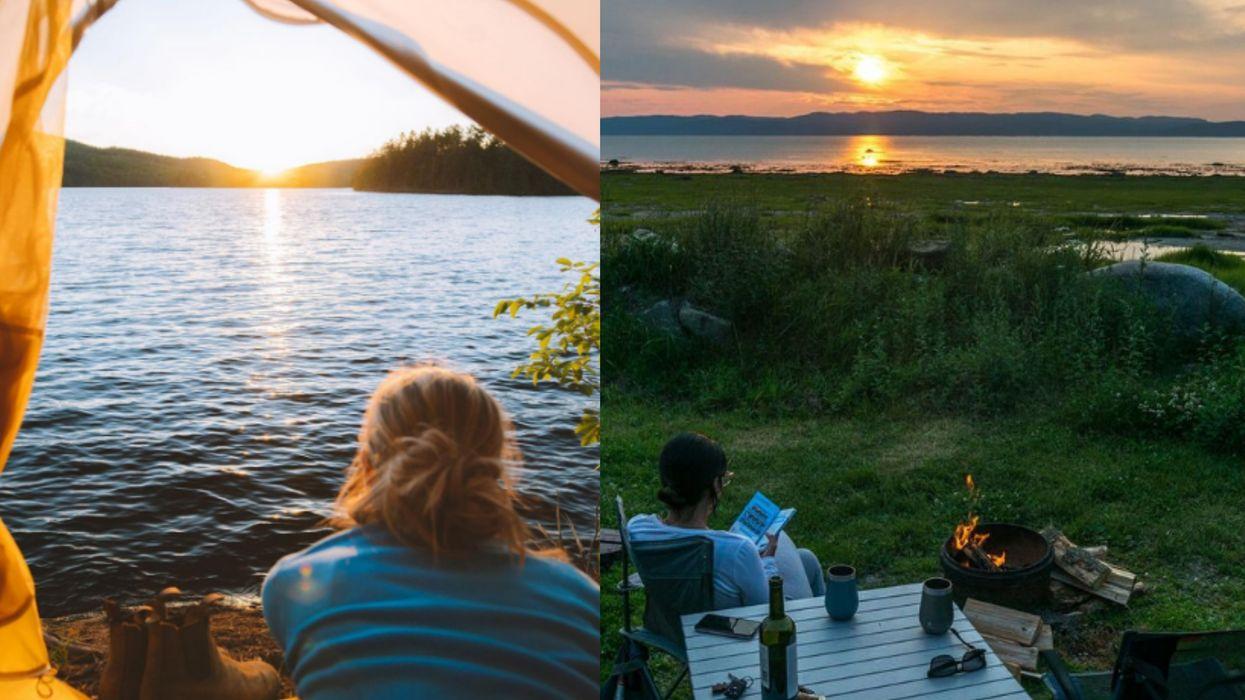 6 campings avec une vue WOW