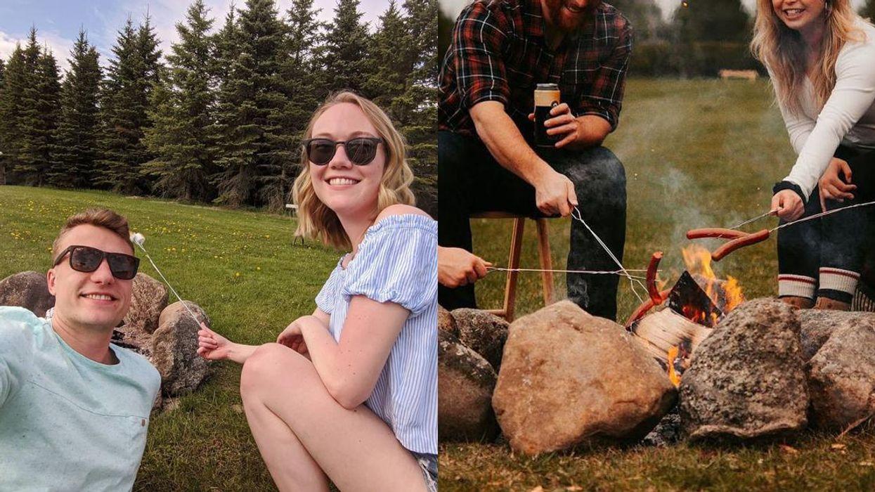 Enjoy A Campfire Feast At Saunders Farm In Ottawa This Summer