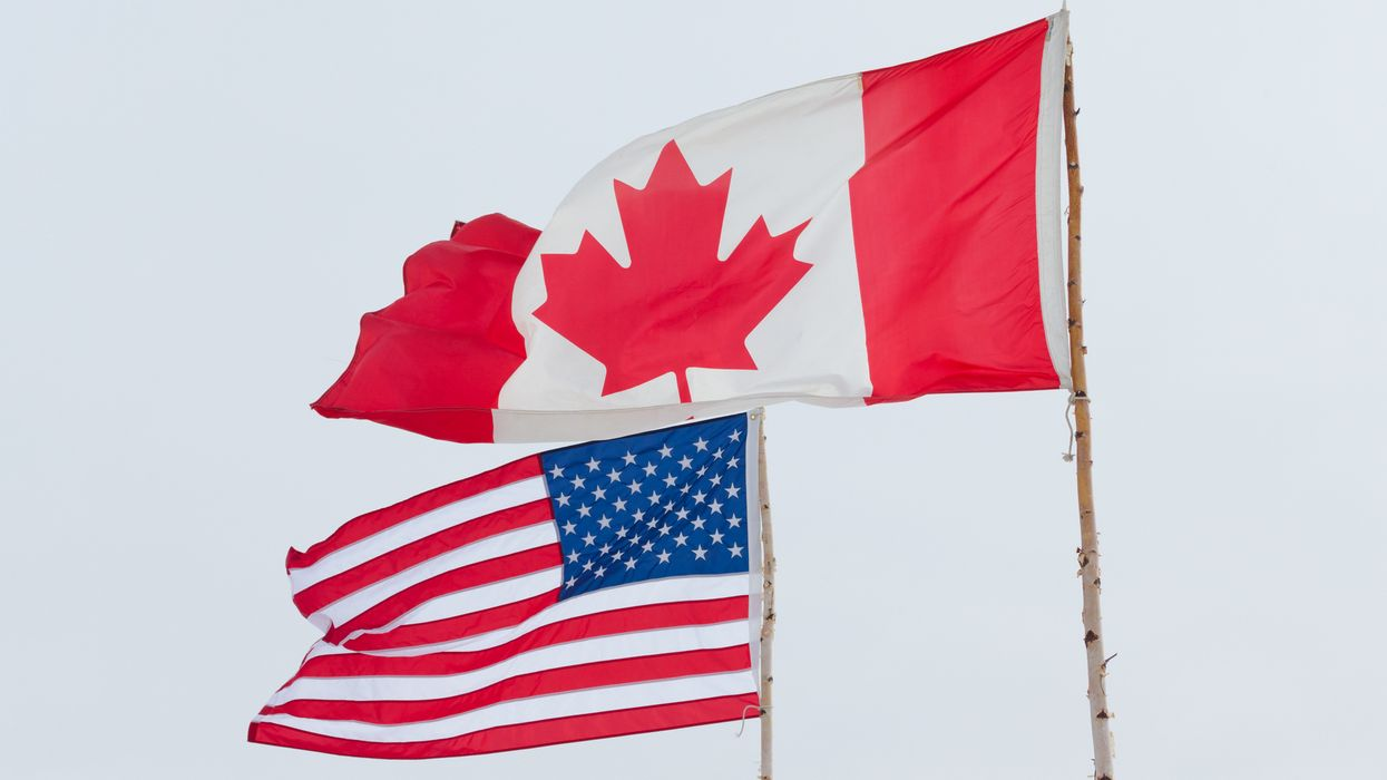 Canadians Are Sending 'Dear America' Messages On Twitter Ahead Of The Election