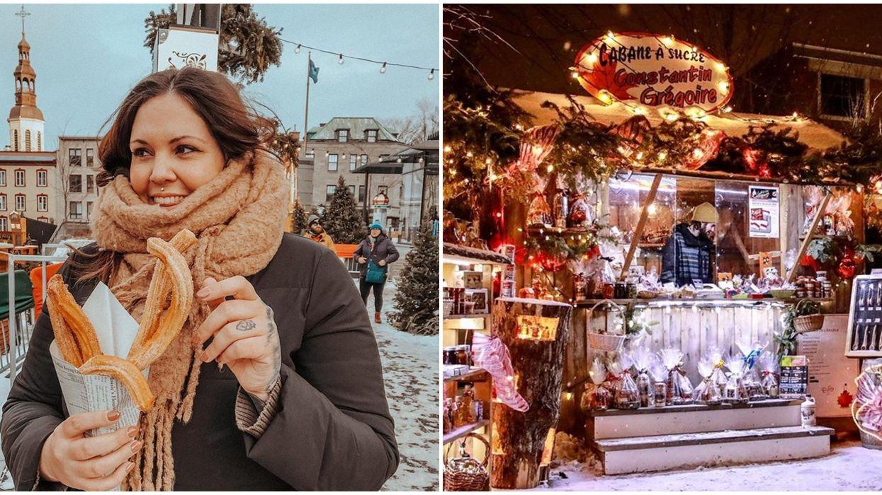 6 marchés à découvrir à Québec et environs pour être plongé dans la magie de Noël