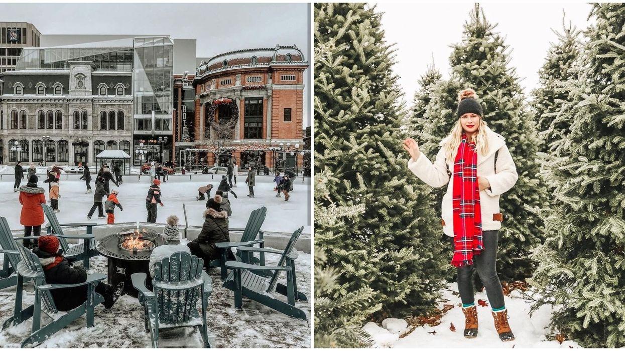 11 endroits magnifiques au Québec qui donnent l'impression d'être dans un conte de Noël