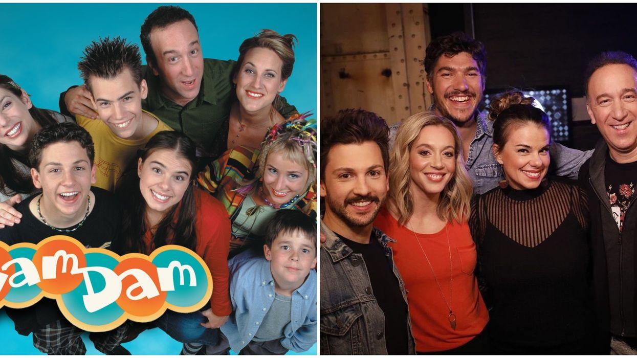 Voici où en sont rendus ces 5 principaux acteurs de l'émission culte Ramdam