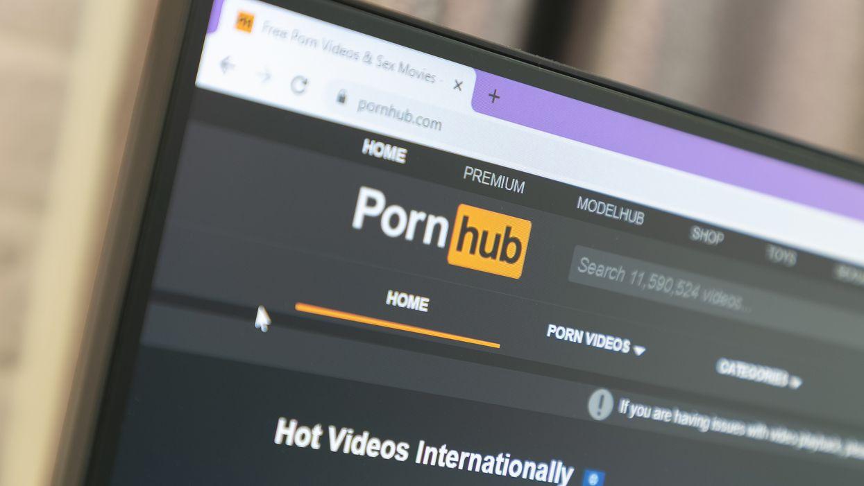 Pornhub ne laisse pas les Américains regarder ses vidéos pornos à moins qu'ils aient voté