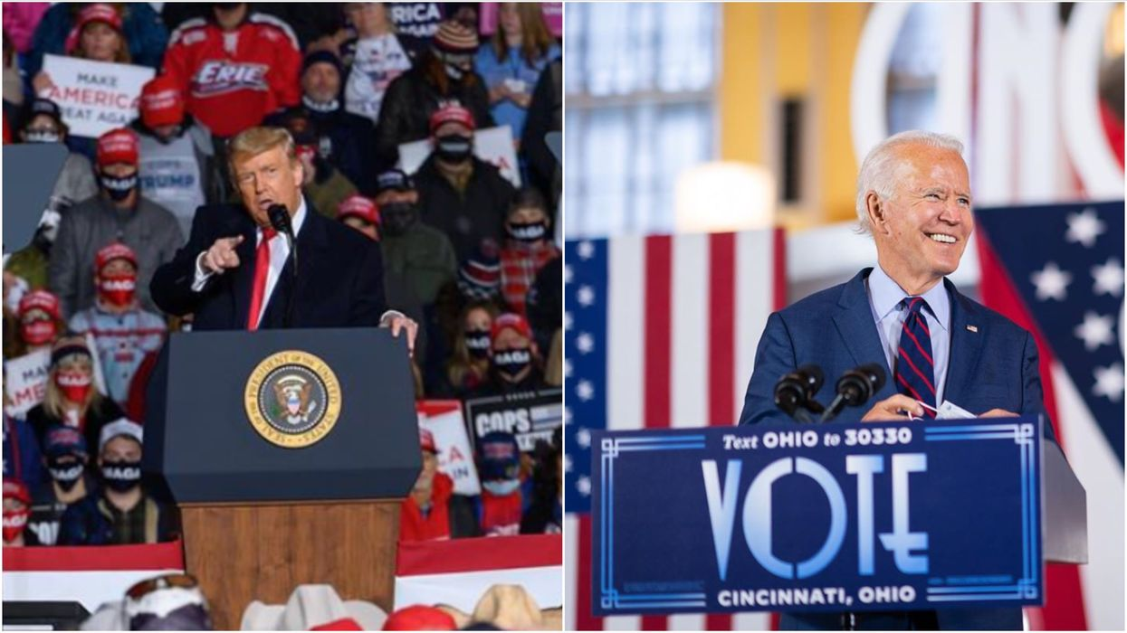 How Does The US Election Work? Everything You Need To Know About Why There's No Winner Yet