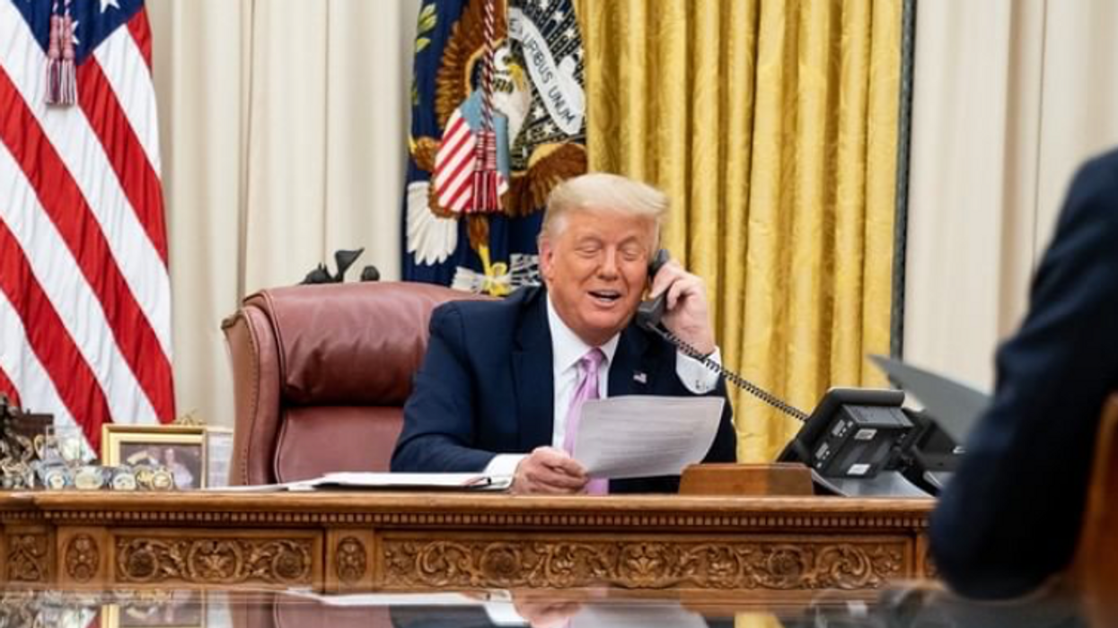 US Election Results: Trump Is Already Calling Mail In Votes 'VERY STRANGE'