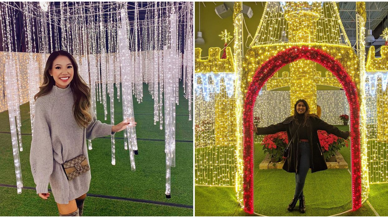 Utah's Christmas Festival Is So Extra & Has Over 1 Million Twinkling Lights