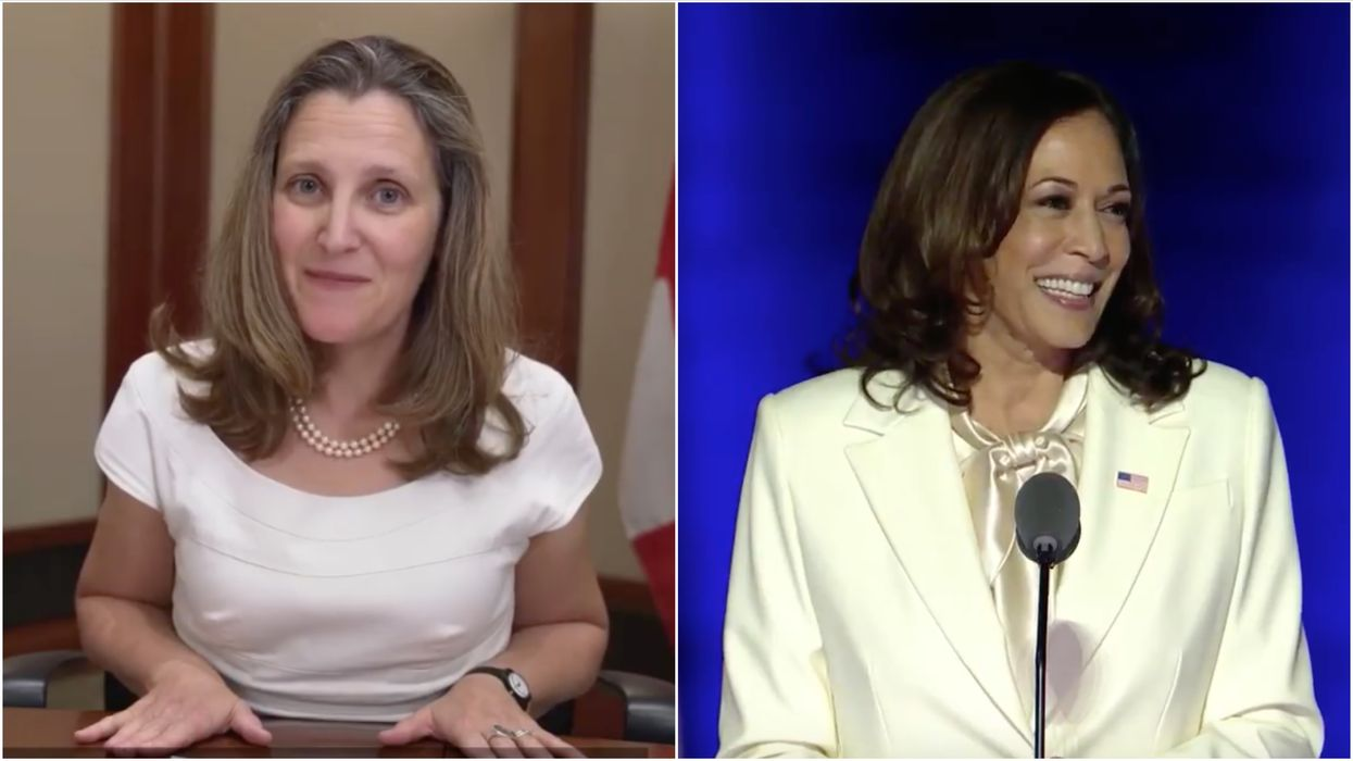 US Election: Canada's Deputy PM Congratulated Biden & Harris In The Sweetest Way