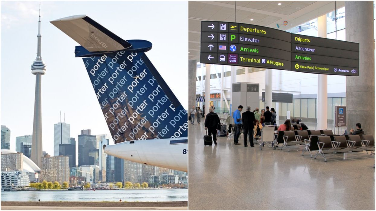 Porter Airlines Has Now Postponed All Flights Until February Next Year