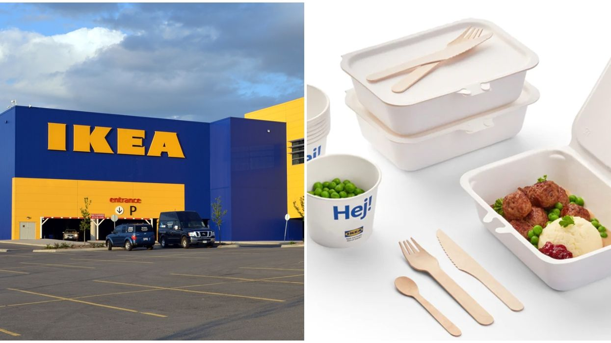 IKEA Canada Now Has Nationwide Takeout & You Can Bring Their Meatballs Home