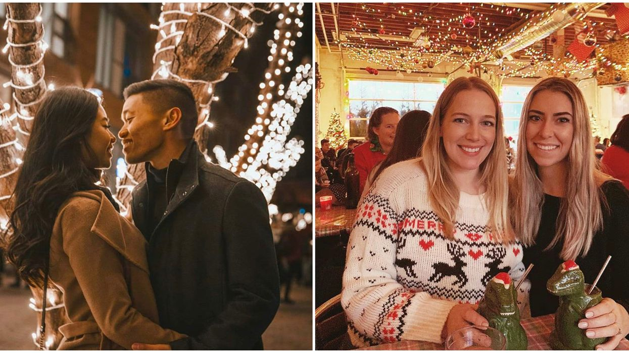 8 Festive Dates In Toronto That Are Perfect If You Love Holiday Magic