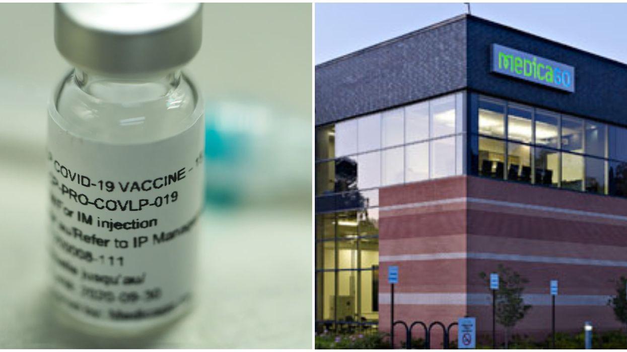 Vaccin contre la COVID-19 : Une compagnie québécoise rapporte des résultats prometteurs