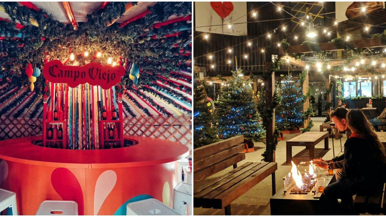 This Toronto Holiday Market Is Like Stepping Into Santa's Backyard (PHOTOS)
