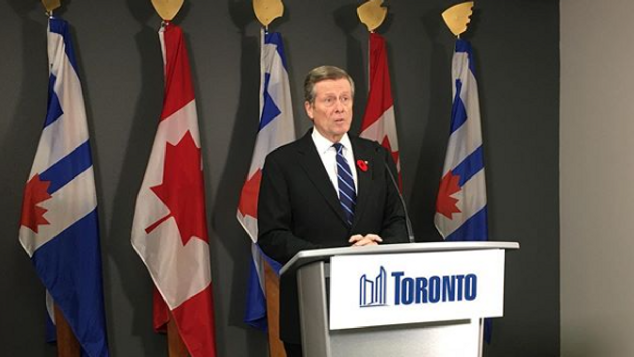 Toronto COVID-19 Restrictions Include Not Seeing Friends, According To Tory