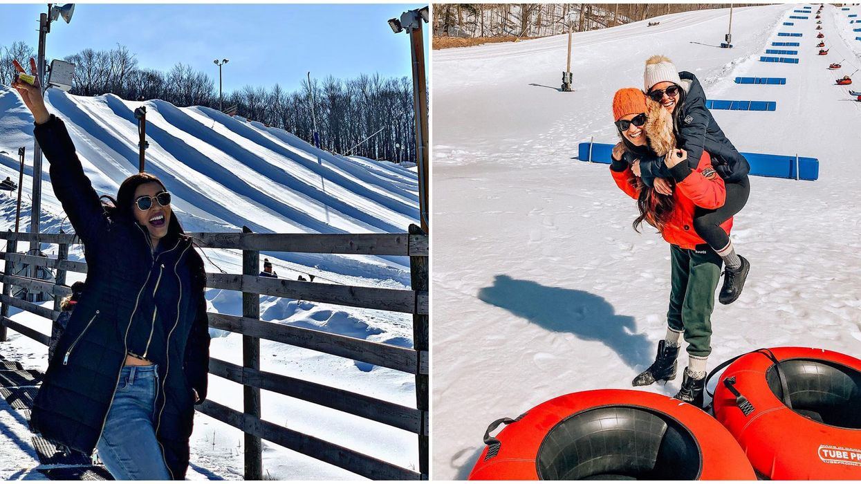 7 Snow Tubing Hills In Ontario That You Need To Try This Winter